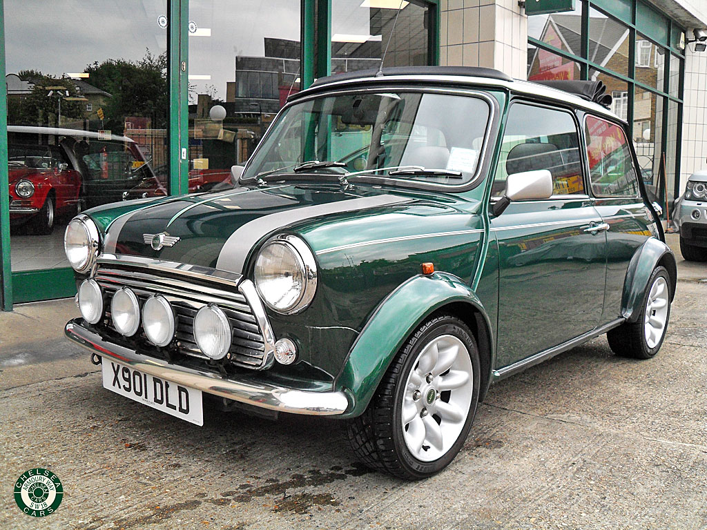 2000 Mini Cooper Sport For Sale Chelsea Cars